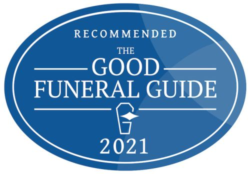 Good Funeral Guide, Recommended Funeral Director 2020