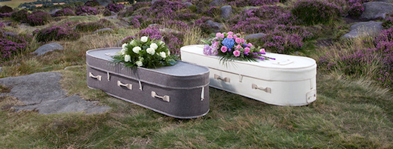 Wool coffins