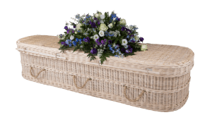 FFMA certified cane coffin