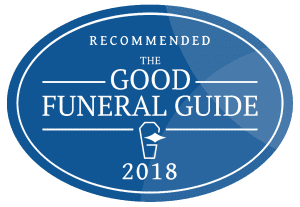Logo: Natural Endings, Altrincham funeral directors in the good funeral guide
