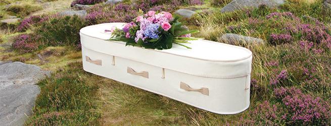 Wool Coffins - Natural Endings